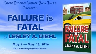FAILURE IS FATAL large banner326