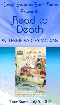 READ TO DEATH small banner