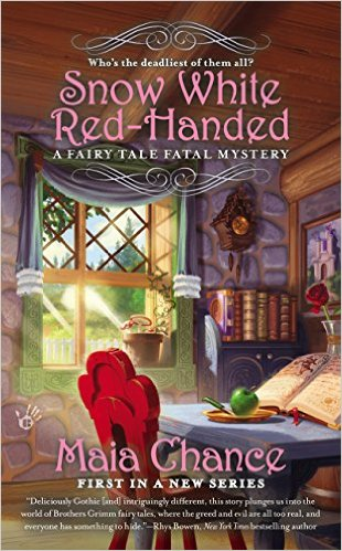 snow white red handed