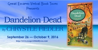 DANDELION DEAD BOOK TOUR large banner328