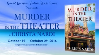 MURDER THEATER large banner 338