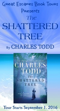 THE SHATTERED TREE small banner