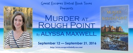 murder at rough point large banner448
