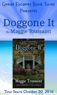 DOGGONE IT small banner