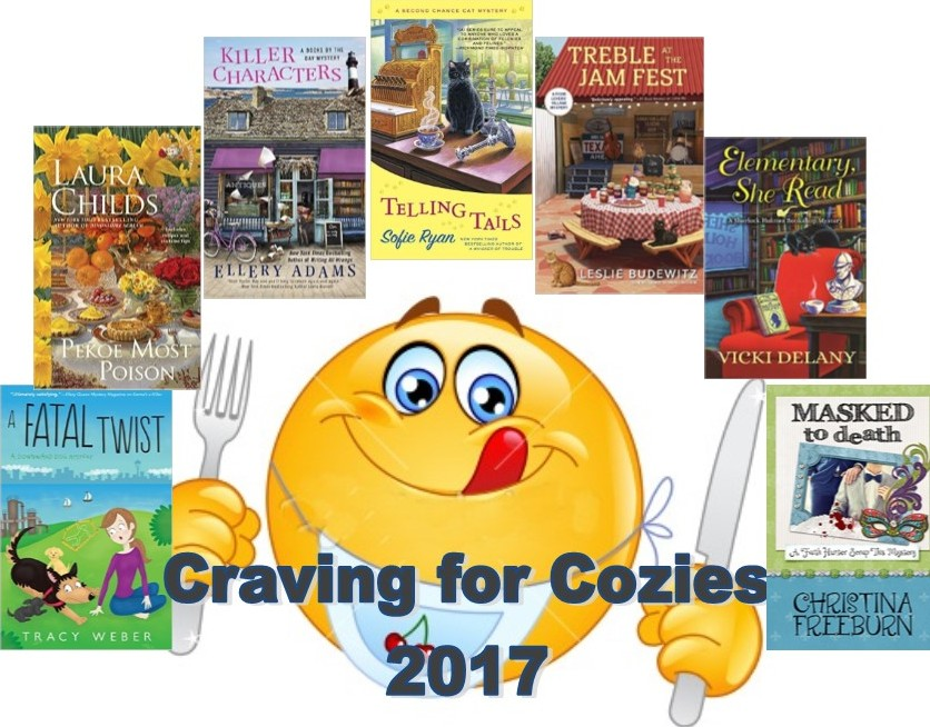 Craving For Cozies 2017 Reading Challenge Escape With Dollycas