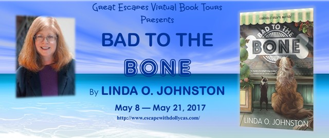 Bad to the Bone by Linda O. Johnston – Spotlight + Giveaway