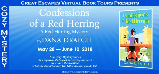 The Mysterious Ink Spot: Confessions of a Red Herring by