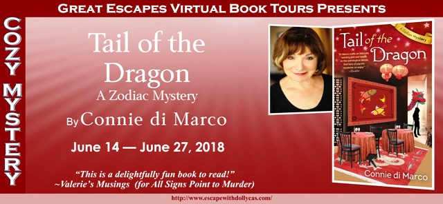 Tail of the Dragon by Connie di Marco – Spotlight and Giveaway