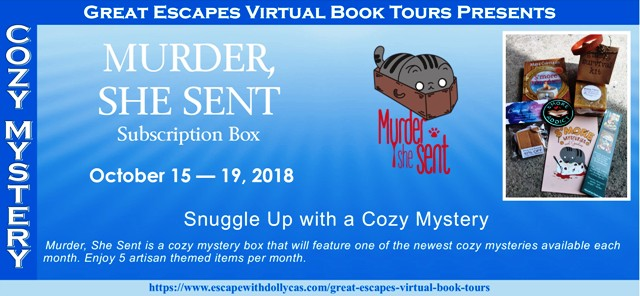 Blog Tour Spotlight ~ Murder She Sent