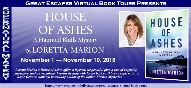 Blog Tour & Giveaway: House of Ashes by Loretta Marion