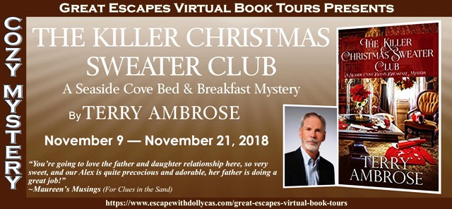 The Killer Christmas Sweater Club by Terry Ambrose