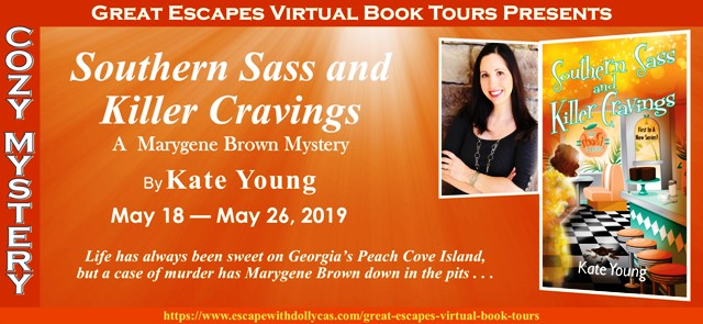 Blog Tour & Giveaway: Southern Sass and Killer Cravings by Kate Young
