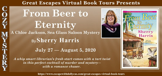 Blog Tour & Giveaway: From Beer to Eternity by Sherry Harris