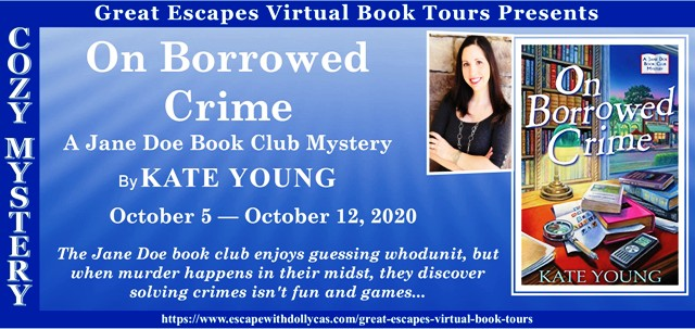 Blog Tour & Review: On Borrowed Time by Kate Young