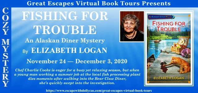 Blog Tour & Giveaway: Fishing For Trouble by Elizabeth Logan