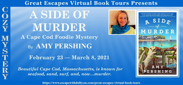 Blog Tour & Giveaway: A Side of Murder by Amy Pershing